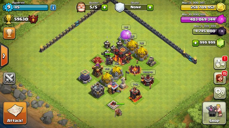 Clash Of Clans Private Server Pc Apk Bluestacks Download 2018